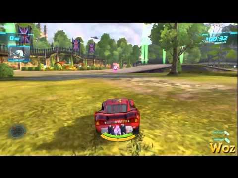 Cars 2 The Video Game Walkthrough - Cars 2 ~ Cheat Codes
