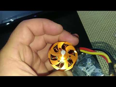 DYS D3536/5 1450kv is great motor from banggood.com