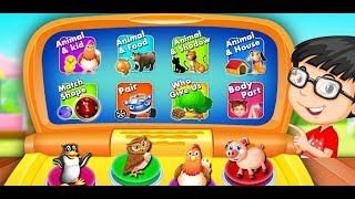 Funny Computer Preschool Activity - Kids Computer | Educational Free Game For Kids |