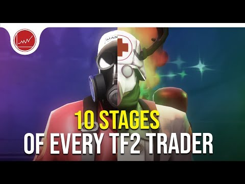[TF2] The 10 Stages of Every TF2 Trader letöltés