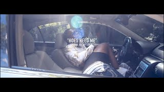 YBN Kenny 'Hoes Need Me' (Official Video) [Prod. by TayLove]