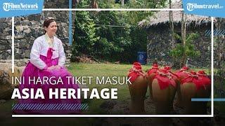 Harga Tiket Masuk Asia Heritage Terbaru 2021, Lengkap dengan Biaya Sewa Hanbok