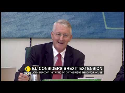 Brexit Deal: UK speaker refuses to allow the Brexit vote