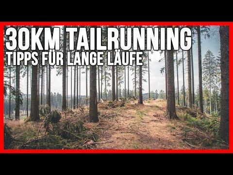 30km Trailrunning test   Tipps für lange Läufe und Trinkrucksack