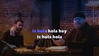 Marco Mengoni   Hola (I Say) Ft. Tom Walker (Karaoke)