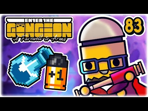 Ultra Glass Cannon | Part 83 | Let's Play: Enter the Gungeon: Farewell to Arms | PC HD
