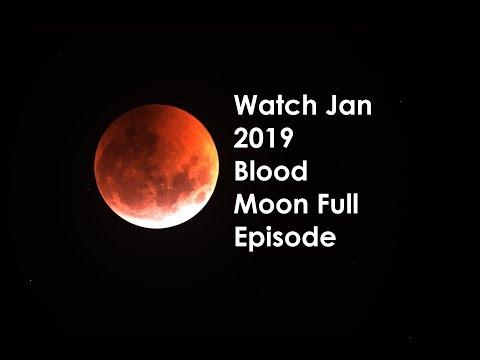 blood moon tonight january 20 2019 - photo #4