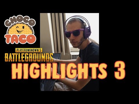 chocoTaco hightlights