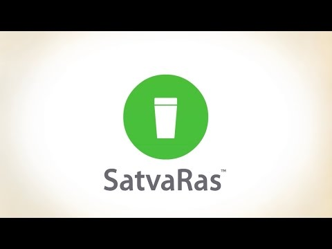 Satvaras - Fresh Cold Pressed Juice - Concept Video