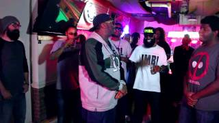 IMBL - Ice Latte (Jon Coffey) vs. Tha Kid From Mars - Tha Slaughter 2 - Season 2