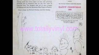 "Beatles Christmas Song 1969 ""A Merry Merry Christmas"""
