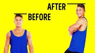 6 Easy Ways to Grow Taller In a Week