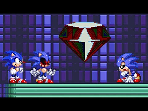 IT'S FINALLY GAME OWER FOR SONIC.EXE!!!