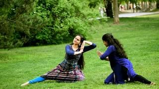 Kanna Nee Thoongada dance  - Rakhi Krishna  Poornima Joseph