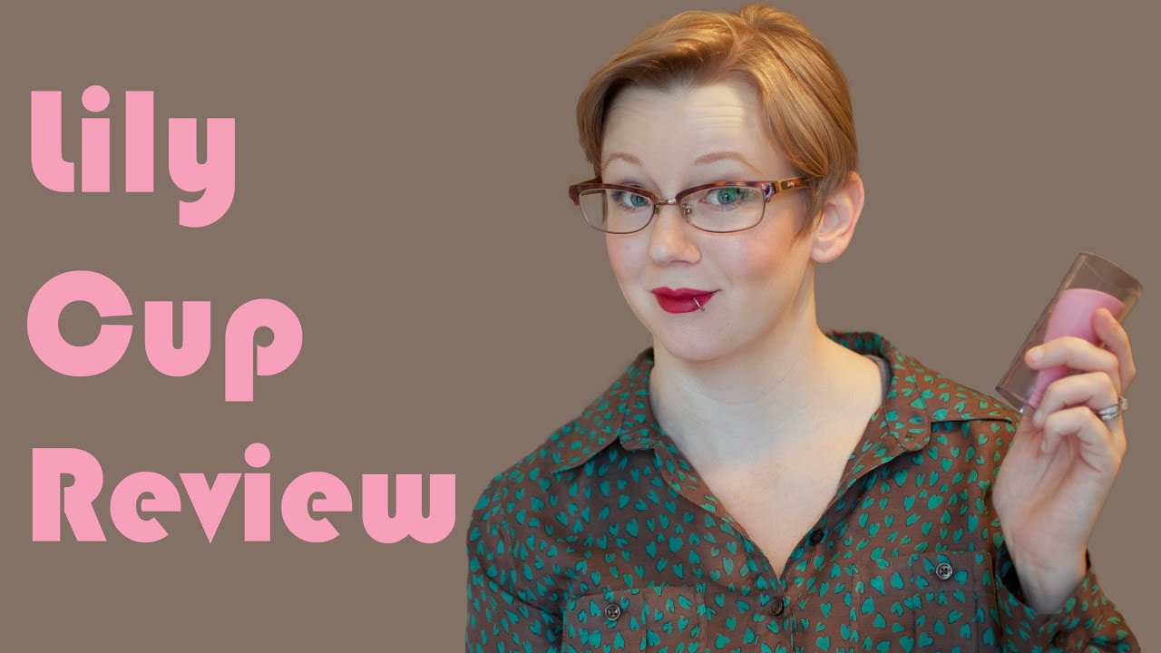 """My Lily Cup Review Featuring """"Virginia"""""""