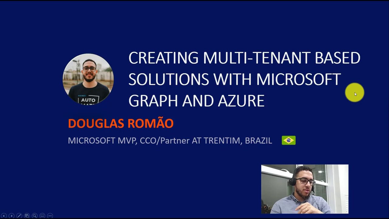 Creating Multi-Tenant Based Solutions with Microsoft Graph and Azure AD