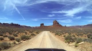 Valley of the Gods, San Juan County, Utah, USA