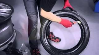 Reifenmontage und Reifendemontage von UHP und Run-Flat-Reifen nach wdk Vorgabe