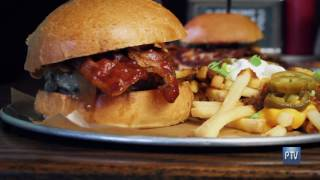Haywire Burger Bar On CT Perspective TV