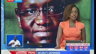 Dr. Ekuru Aukot wants Raila Odinga, Uhuru  Kenyatta barred