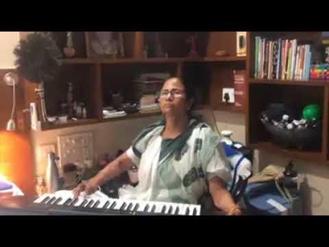 নির্বাচনের ফলাফলের এক দিন আগে গানের ভুবনে মুখ্যমন্ত্রী Mamata Banerjee | News18 Bangla