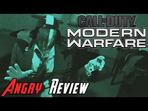 Call of Duty: Modern Warfare Angry Review - YouTube video thumbnail