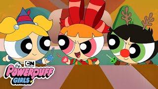 The Powerpuff Girls | The Professor's Perfect Gift | Cartoon Network