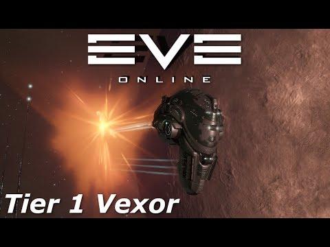 Eve Online - Alfa Vexor @ ABYSSAL Deadspace tier 1 - смотреть онлайн
