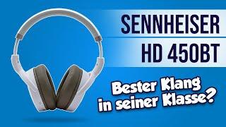 Sennheiser HD 450BT im Test – Der beste Klang in seiner Klasse? deutsch | review | Testventure
