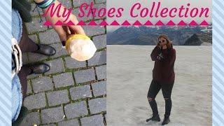 My Shoes Collection | Winter Edition