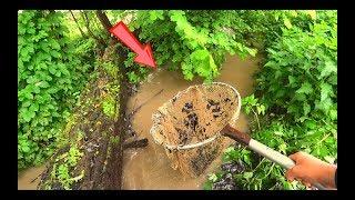 Рыбалка сделать подсачек для рыбалки своими руками
