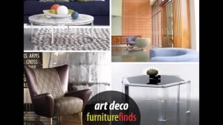 Retro Style And Art Deco Furniture
