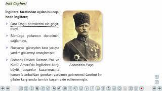 Eğitim Vadisi TYT Tarih 15.Föy 20. Yüzyıl Başlarında Osmanlı Devleti ve Dünya 1 Konu Anlatım Videoları