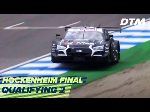 DTM ホッケンハイム(ドイツ) 2020 予選2ライブ配信動画