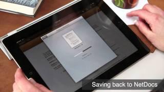 NetDocuments for iPad/iPhone
