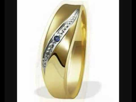 Goldmaid Damen-Ring 333 Gelbgold 1 Safir Gr. 58 Pr R797GGS58