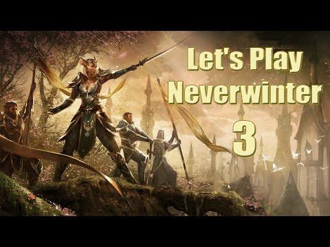 Let's Play Neverwinter #003 Wer hat meine scheiß Krone geklaut ?!