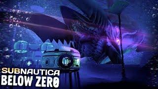 *NEW* BIGGEST BELOW ZERO LEVIATHANS! (Huge Chelicerate) | Subnautica: Below Zero Pt.8 [Early Access]