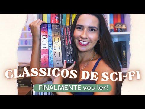 LIVROS CLÁSSICOS DE FICÇÃO CIENTÍFICA: FUNDAÇÃO E DUNA | Ana Carolina Wagner