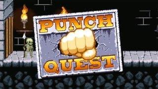 Official Punch Quest Launch Trailer