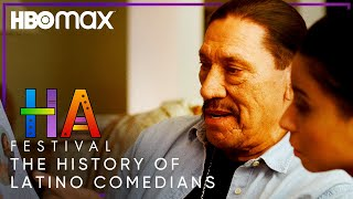 History of Latino Comedians | Ha Comedy Festival | HBO Max