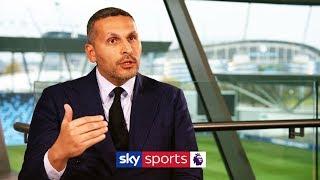 EXCLUSIVE! Khaldoon Al Mubarak on $500m investment, Raheem Sterling & Premier League title race!