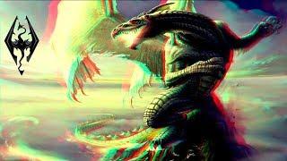 Skyrim 3D Anaglyph 3D VIDEO RED CYAN 3D VIDEO 3Dn3D HD 1080p