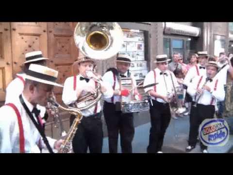 Roaring Emily Jazz Band Street Dixieland Jazz Band Bologna musiqua.it