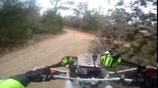 Honda XR650L Adventure Bike Project