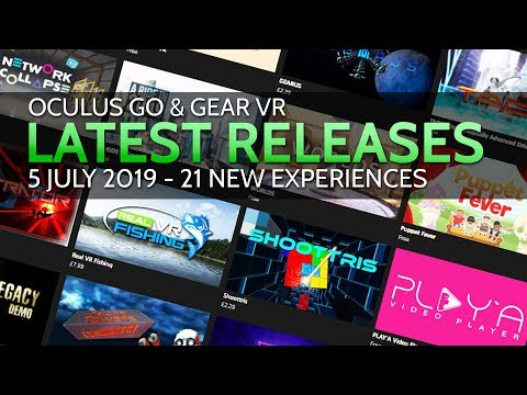 Download Top 5 Games For Oculus Quest June 2019 Video 3GP Mp4 FLV HD
