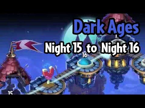 Plants vs  Zombies 2 DARK AGES - Night 15 w/ Mike & Lex
