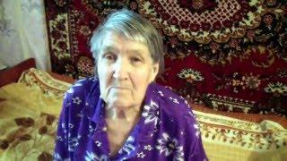 К Международному Дню пожилых людей!