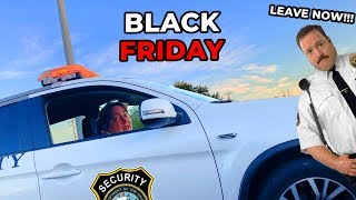 Kicked Out Of The Mall Again *Black Friday*
