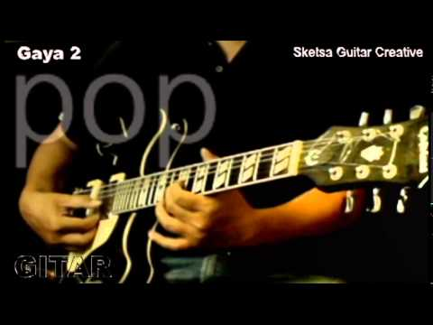 5 Gaya Improvisasi Gitar Mp3